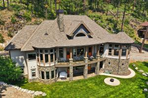 Exquisite Custom Lake View Home