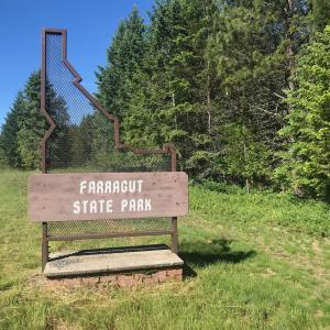 Close to Farragut State Park