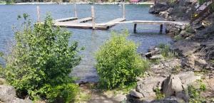 Swim area