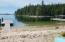 beach and Eight Mile Island
