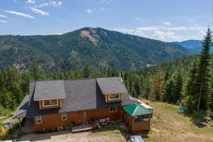 445 Moose Mountain Lane, Kingston, ID 83839