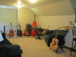 Guest Suite above garage