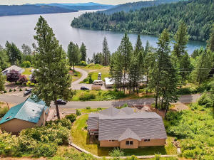 21573 S CAVE BAY RD, Worley, ID 83876