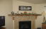 Hand made Pine Mantle