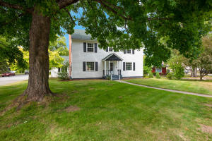 Gorgeous Cape Cod Style Home with 4 beds, 2 baths, unfinished basement, huge attic space, steps to the lake. Pre-Inspected and Move in Ready