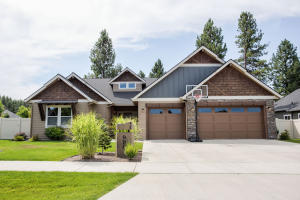 998 E Maroon Creek Hayden Idaho Stone Creek Stunning Single Level Home