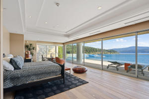 Master Bedroom Lake View
