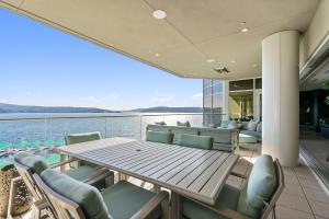 Expansive Terrace Views