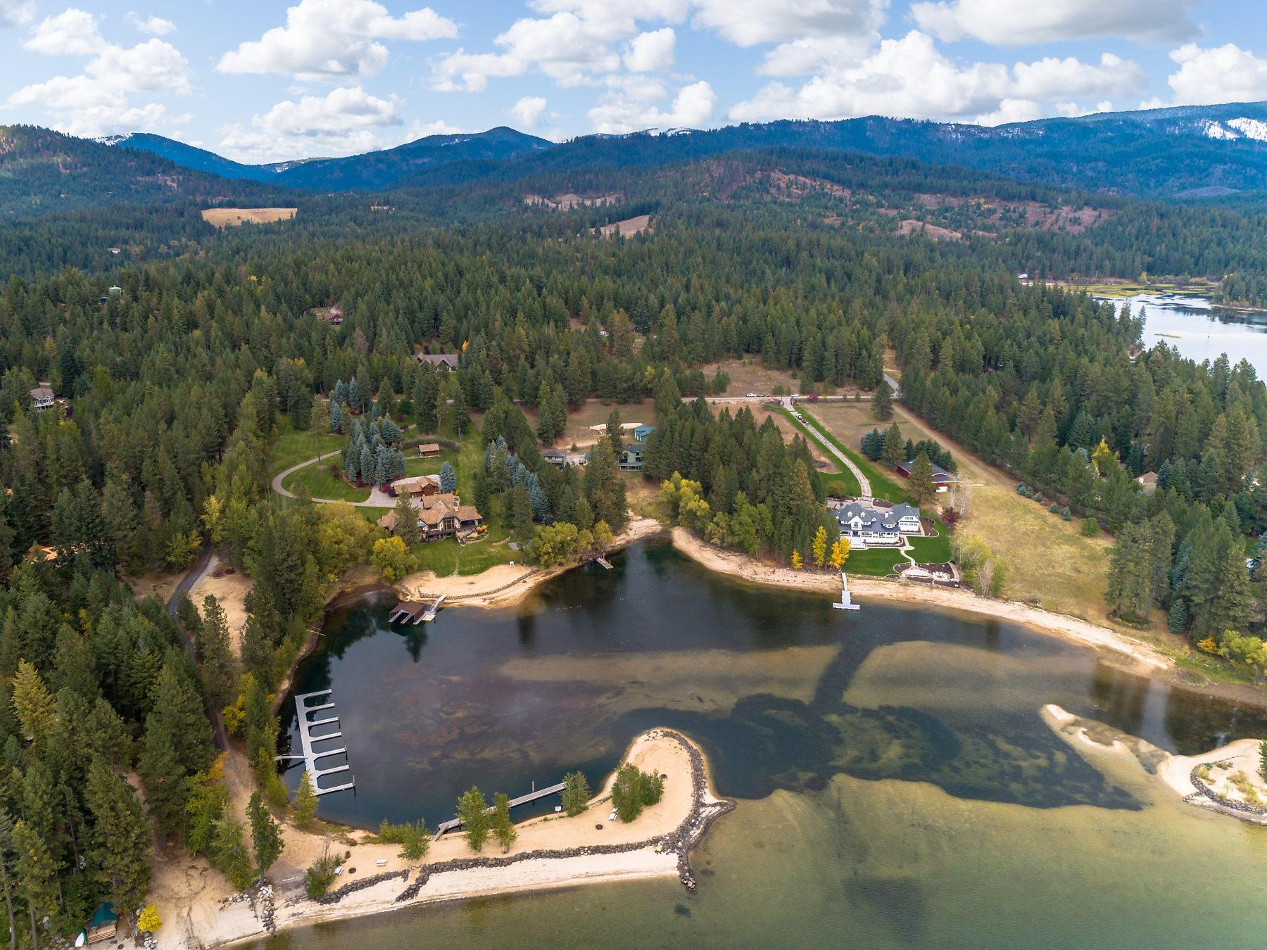 photo of 7642 E GEM SHORES RD Hayden Idaho 83835