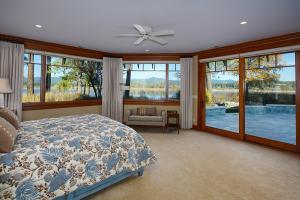Grand main floor master suite