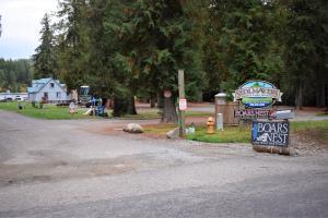Outside Property Entrance