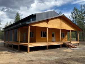228 Kohler Road, Spirit Lake, ID 83869
