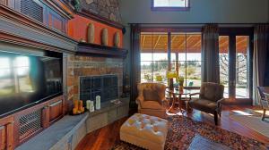 Beautiful Gas Fireplace