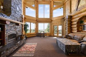 Soaring Living Room