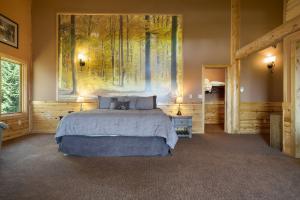 Oversized Bedroom