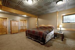 Bedroom in Lower level