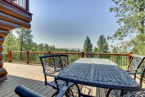 Back Deck with Views
