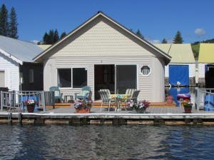 16957 E BOILEAUS G DOCK, Bayview, ID 83803