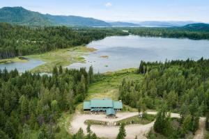 Chase Lake 1500 frontage