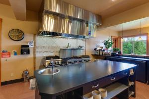 Commercial Grade Kitchen