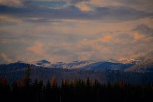 Magical Mountain views