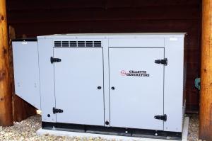 30 KW Generator with Auto Transfer Switc