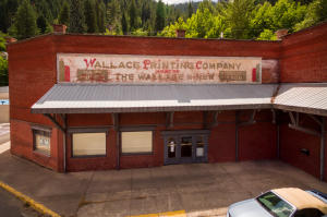 506 SIXTH ST, Wallace, ID 83873