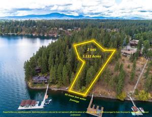 3034 E POINT HAYDEN DR, Hayden Lake, ID 83835
