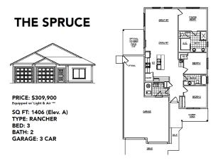 5535 W Gumwood Circle, Lot #5, Post Falls, ID 83854