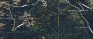 Aerial Map Photo