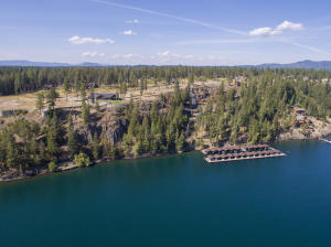 Hayden Lake's only gated waterfront development. Secure, private and just minutes to town.