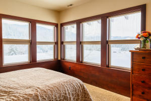 Master Suite View of Frost Peak