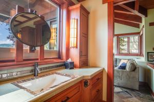 Spa like master bath