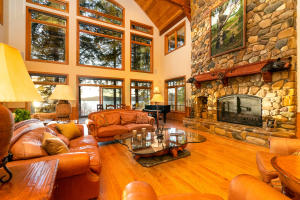 Great Room and Fire Place