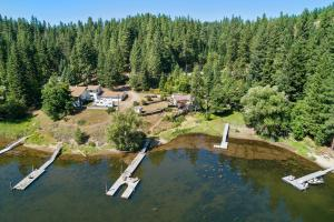 2 lots, 145' water frontage