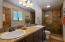 Vanity for Two in this Master Bathroom.