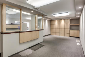 Currently vacant office space