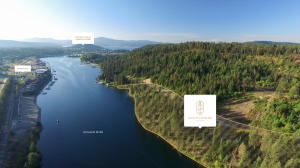 North Idaho's newest exclusive waterfront development.