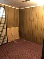 Non Conforming Basement Bedroom