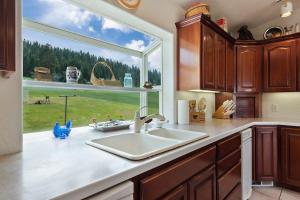 --18-Kitchen Views of Mountain