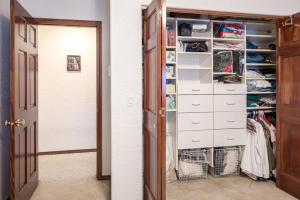 all closets have organizers