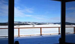 snowy view from deck 2