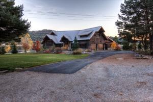 2- Timberframe Craftsman Home