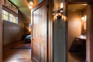 45- Guest Suite Door & Half Bath