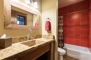 50- Back Door Full Bathroom