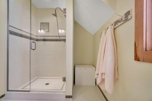 Laundry Shoot in Upstairs Bathroom