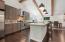 Spacious Open concept Kitchen