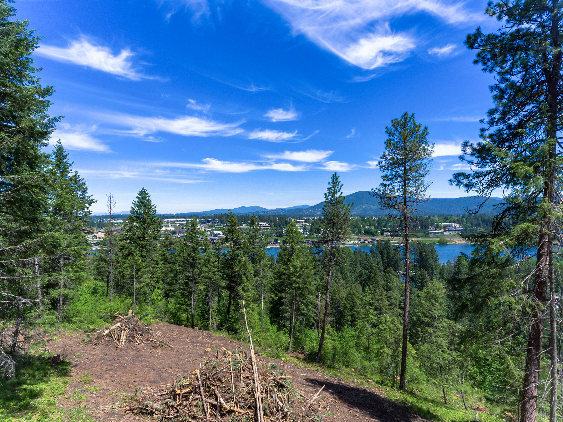 photo of Lakeview Heights Dr Coeur d'Alene Idaho 83814