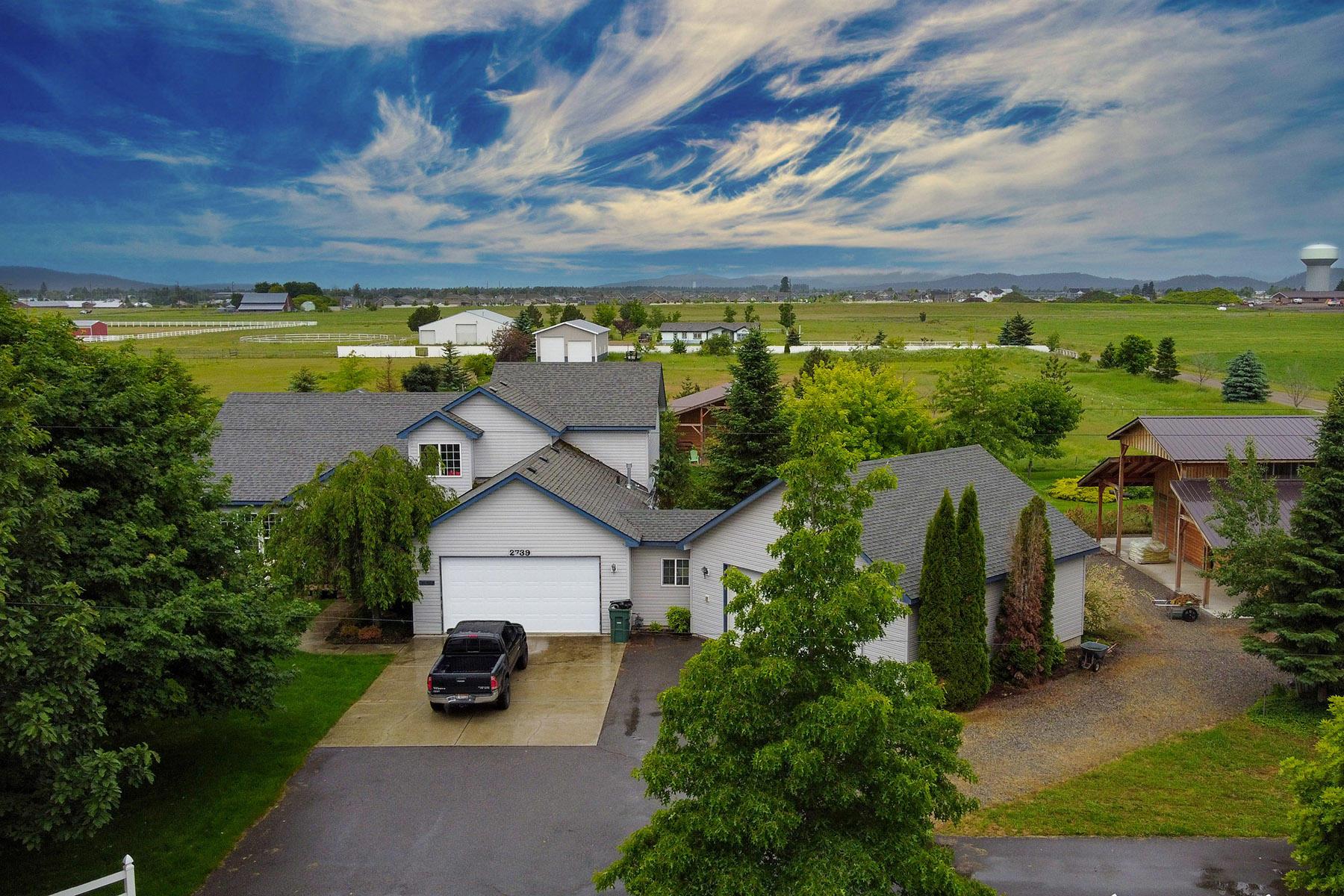 photo of 2739 N MEYER RD Post Falls Idaho 83854
