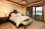 Bedroom #2 with ensuite bath